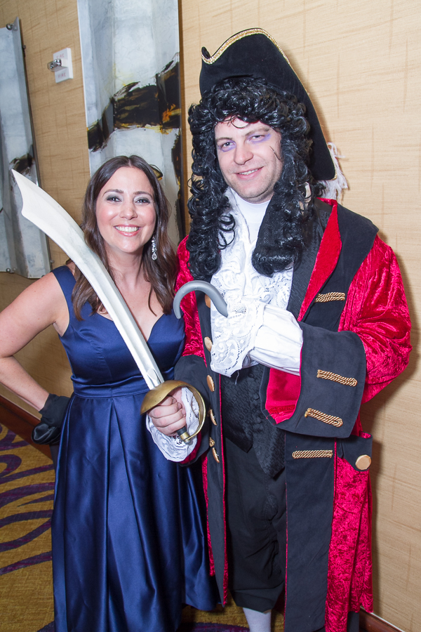 Captain Hook - Storybook Ball