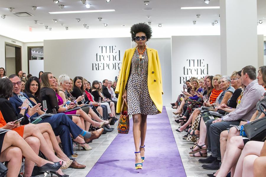 Fashion show, Nieman Marcus, Southpark Mall