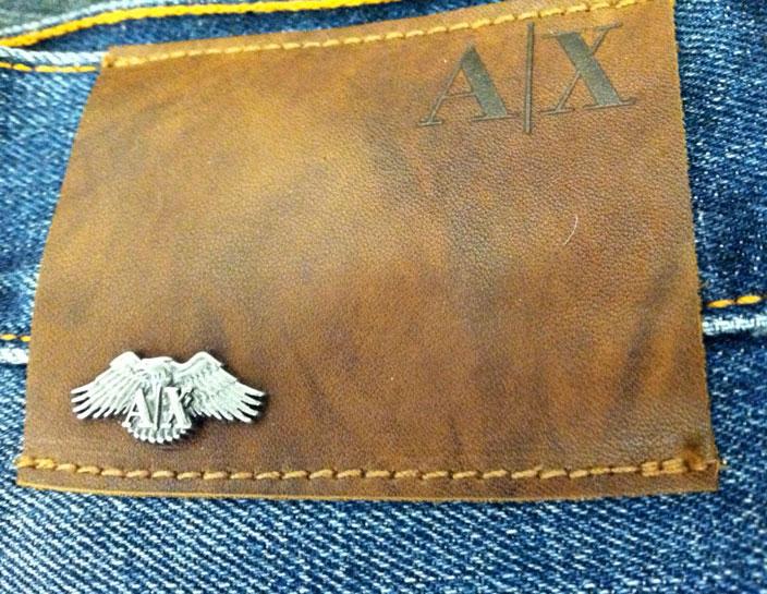 Armani Exchange Jeans Patch