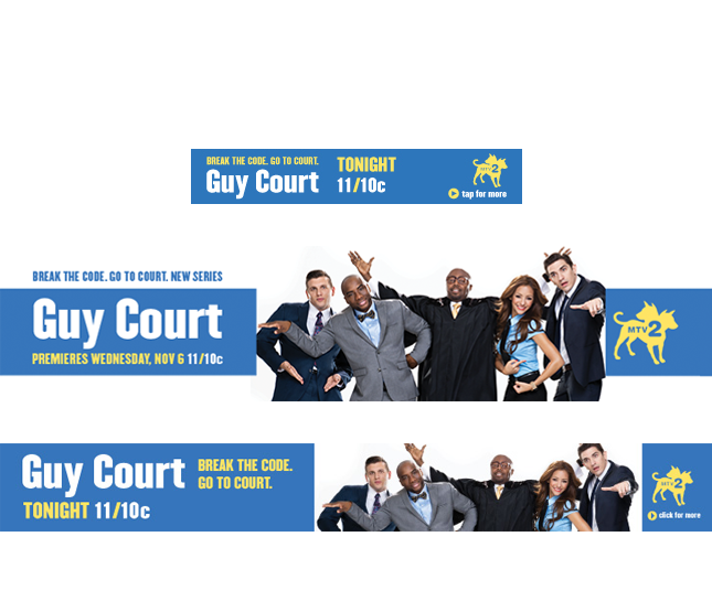 MTV 2 - Guy Court