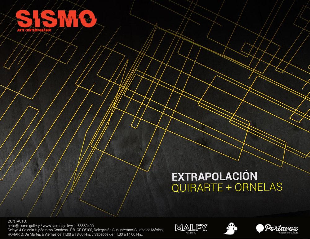 Quirarte + Ornelas / Extrapolación