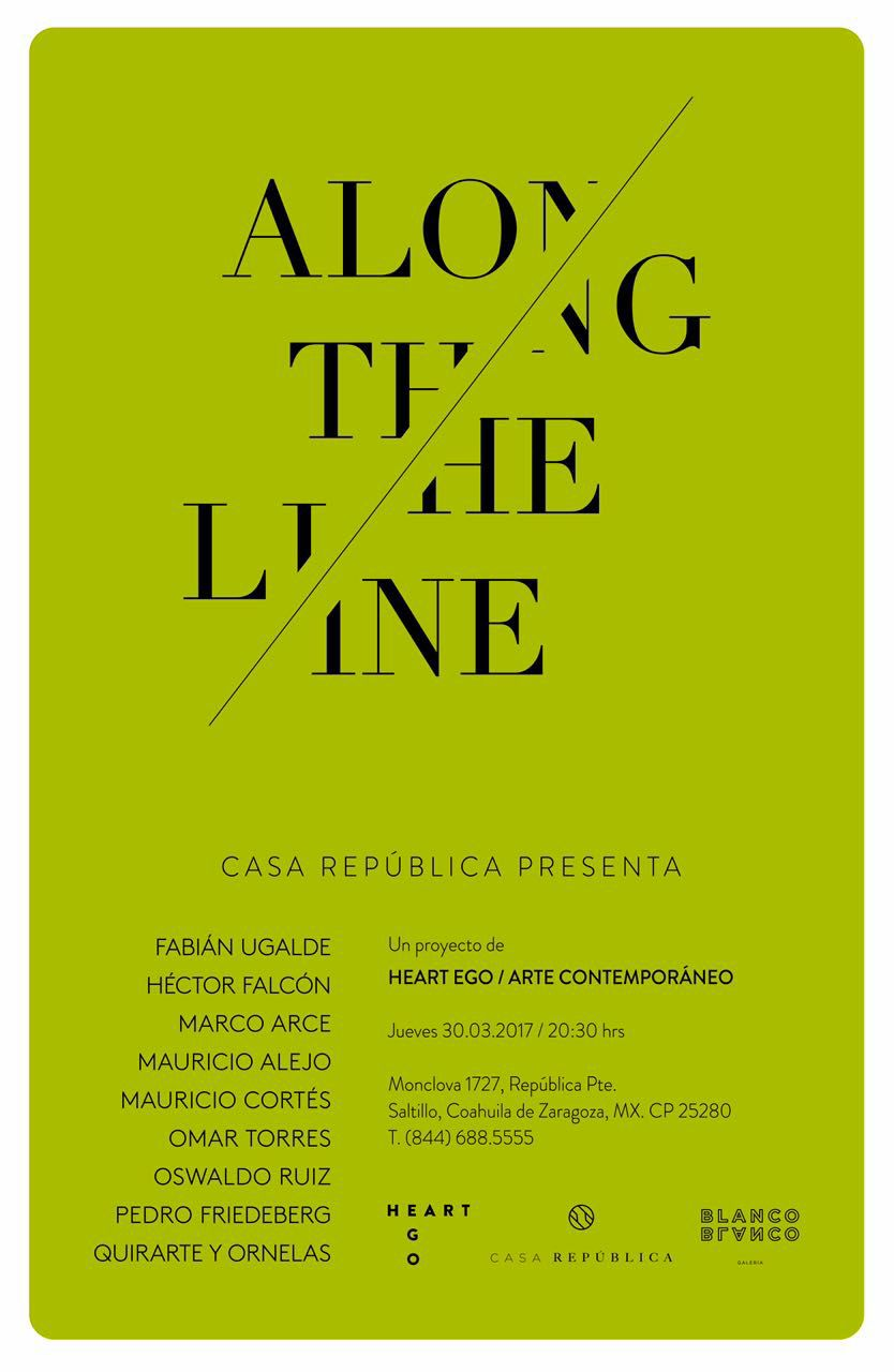 Along the Line