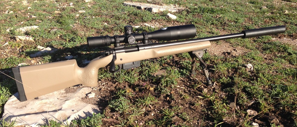 Upgraded Remington 700