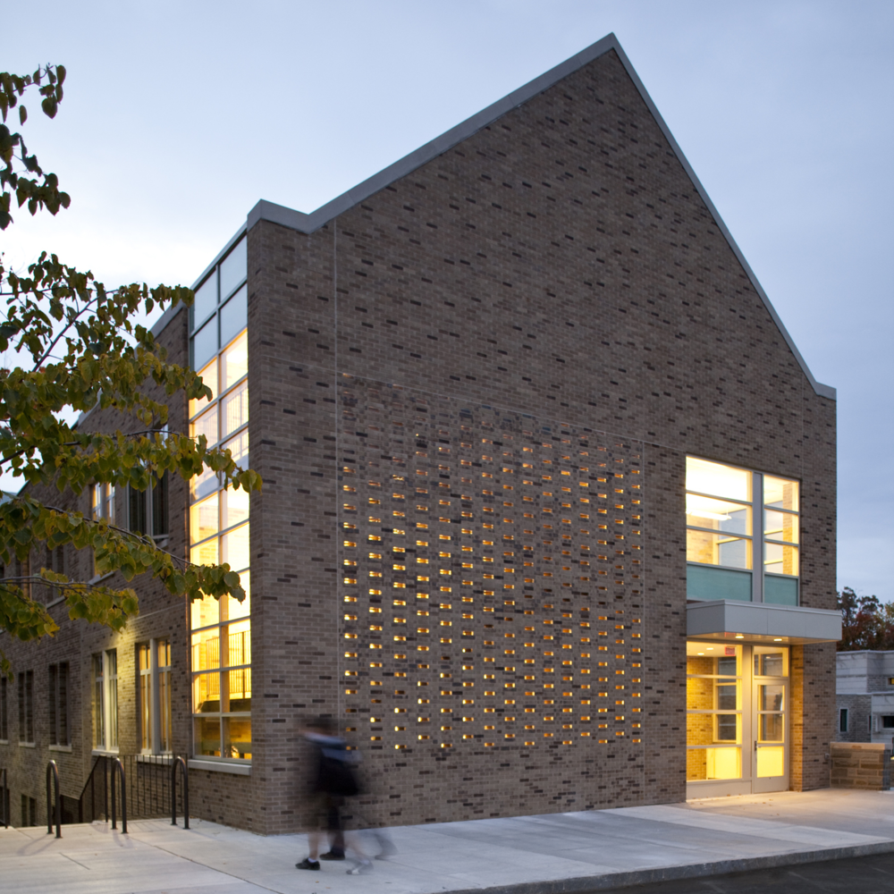 Cornell University: Ives Hall