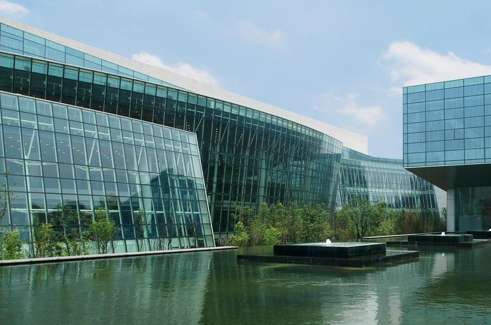 Chongqing Library - Plan A
