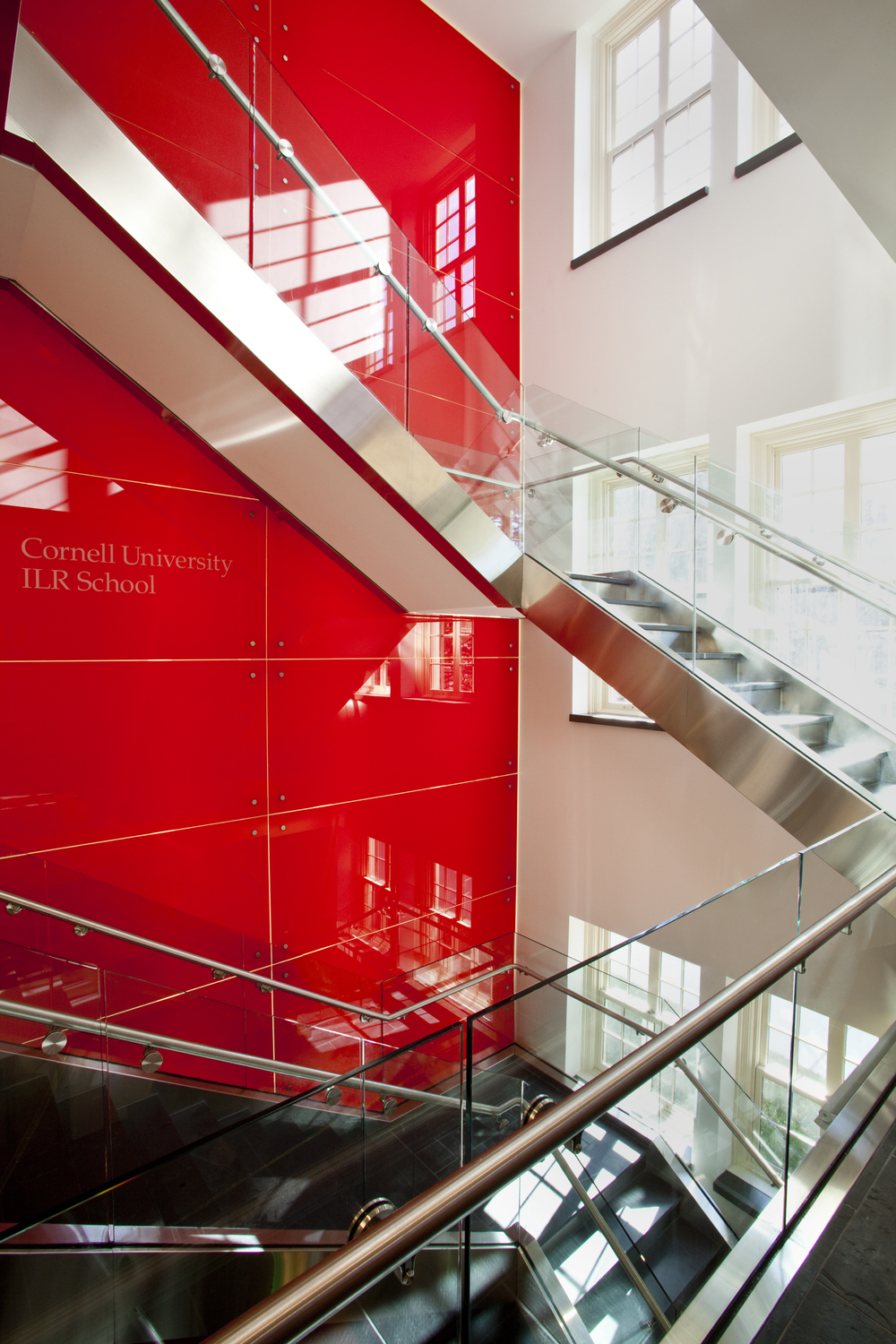 Cornell Ives Hall_23001_Int Staircase 1_MR.jpg
