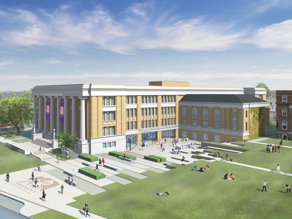 University at Albany - Albany, New York