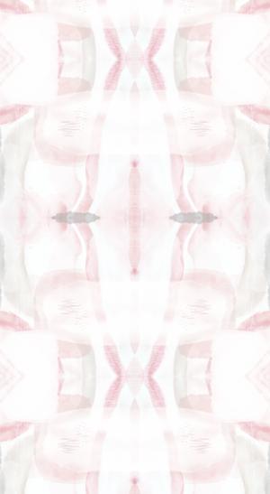 Copy of Copy of pink grey nursery wall, pink grey nursery wallpaper, pink grey