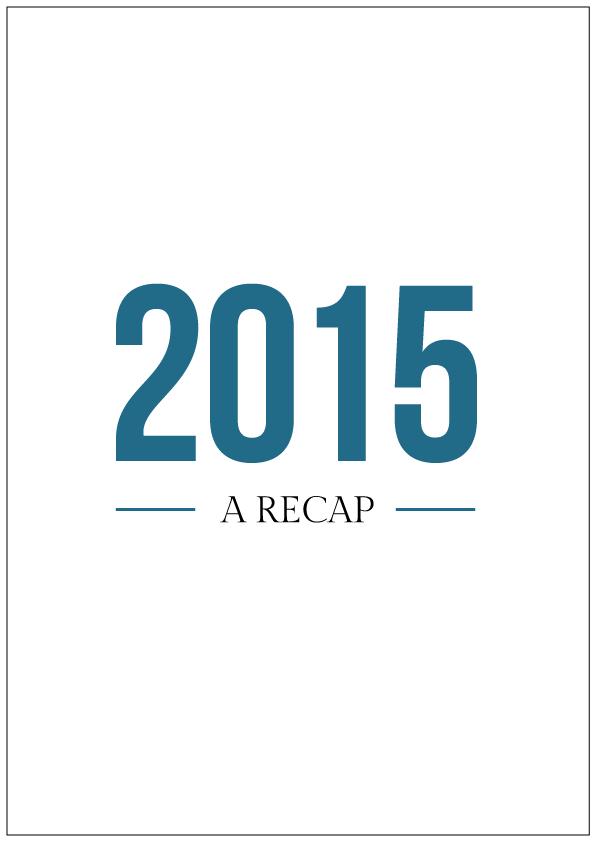 Allebasi Design's 2015 Recap