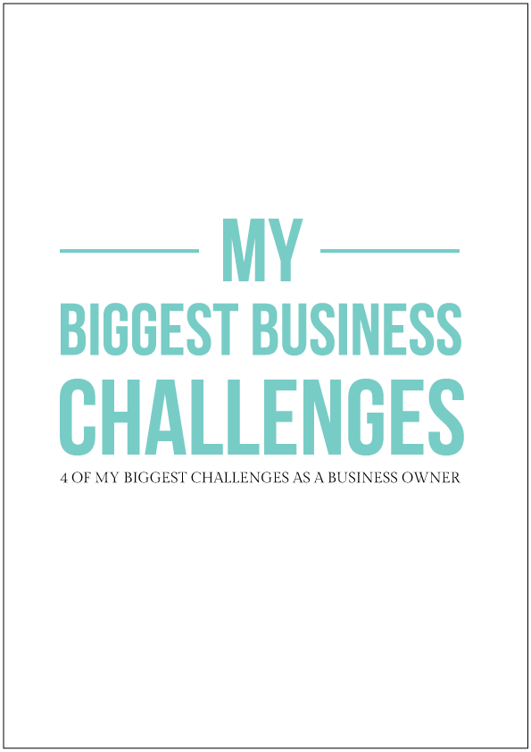 business challenges for creative entreprenuers allebasi design