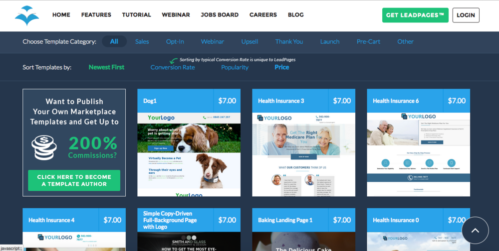 Allebasi design how to get a 30 day free leadpages trial leadpages 30 day free trial pronofoot35fo Choice Image