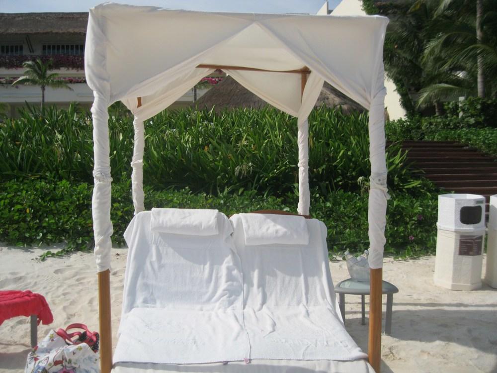 My Bed at Grand Velas
