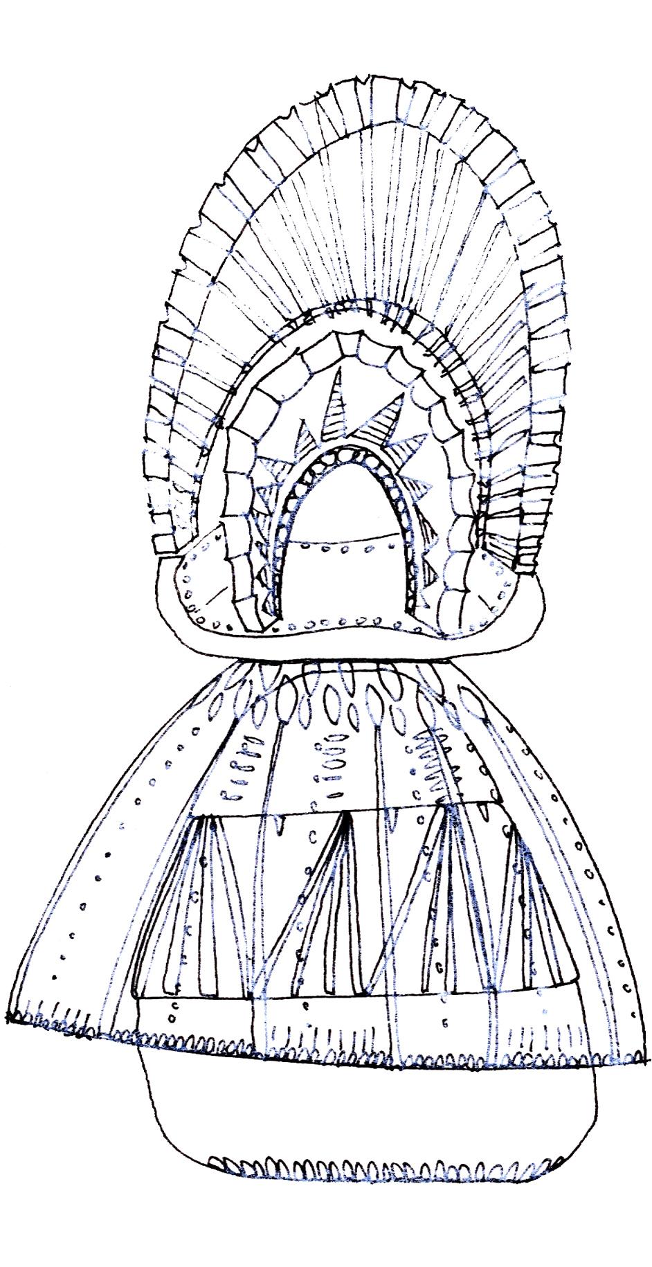 Ode to Intuición'sBonnetl Sketch