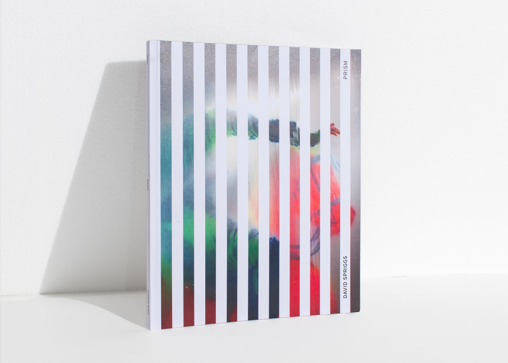 Prism, by David Spriggs 70 pg (Colour, Digital) 8 in x 8 in - 20 cm x 20 cm Hardcover - Perfect binding