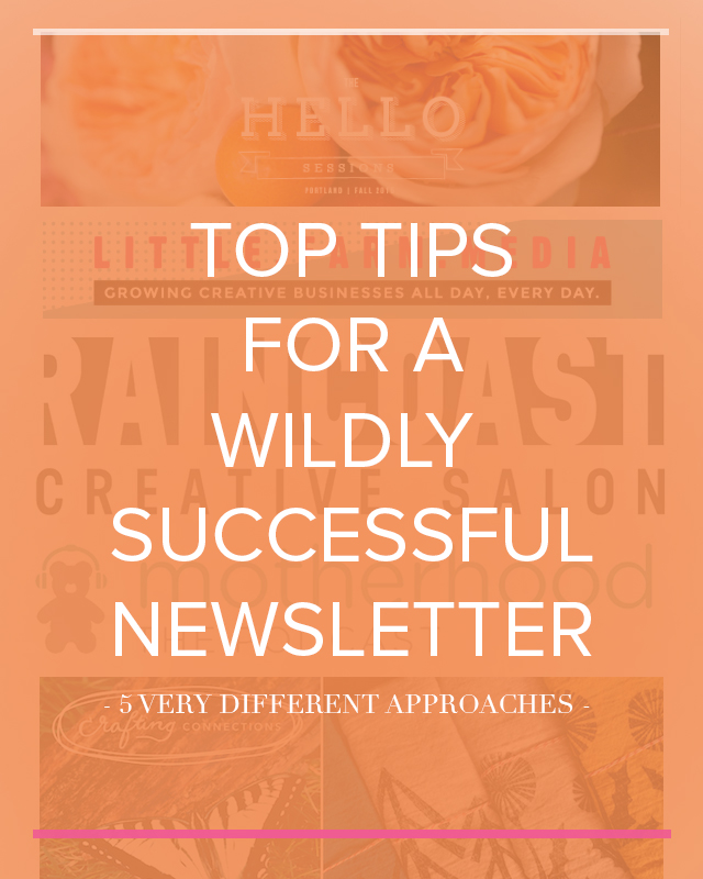 newsletter writing tips Tips on newsletter writing in general show & emphasize how people are partnering with you financial appeals should be in a separate letter, not embedded in your normal newsletter.
