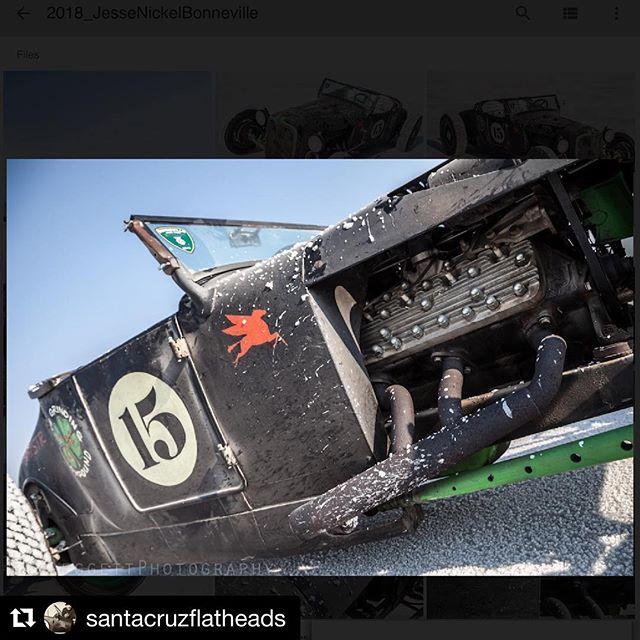 #Repost @santacruzflatheads . . #llpbonneville2018  #race #racing #fastcar #auto #automotive #kustom #kulture #kustomkulture #autounlimited #petrolicious #coolcar #carporn #autos_of_our_world #trb_autozone #tru_rebel #gofast 🌟#lizleggettphotography 🌟www.lizleggettphotography.com 🌟#LLPhotoz