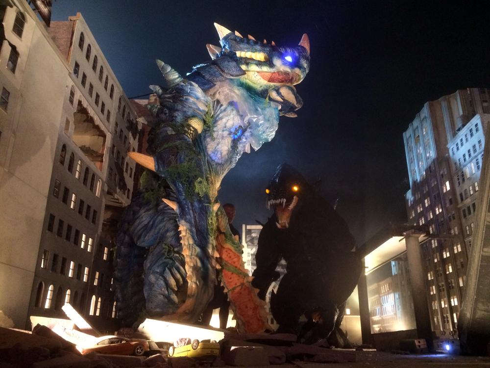 Kaiju Fury!