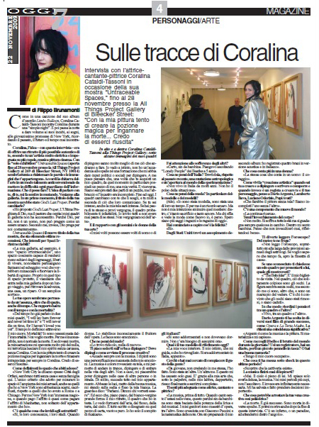 Coralina Cataldi-Tassoni interview Sulle Traccie di Coralina.jpg