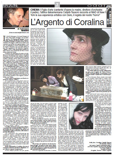 Coralina Cataldi-Tassoni interview L'Argento di Coralina.jpg