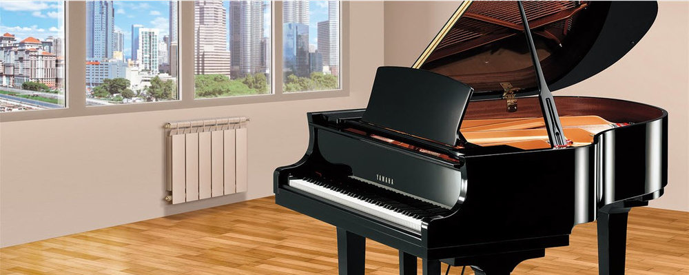 Click on the Yamaha CX-Series Grand Piano above for more information... Contact Us  for special prices and delivery!