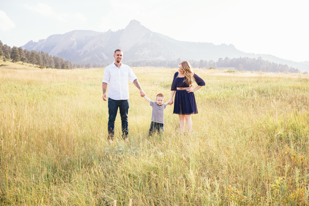Boulder Family Photos