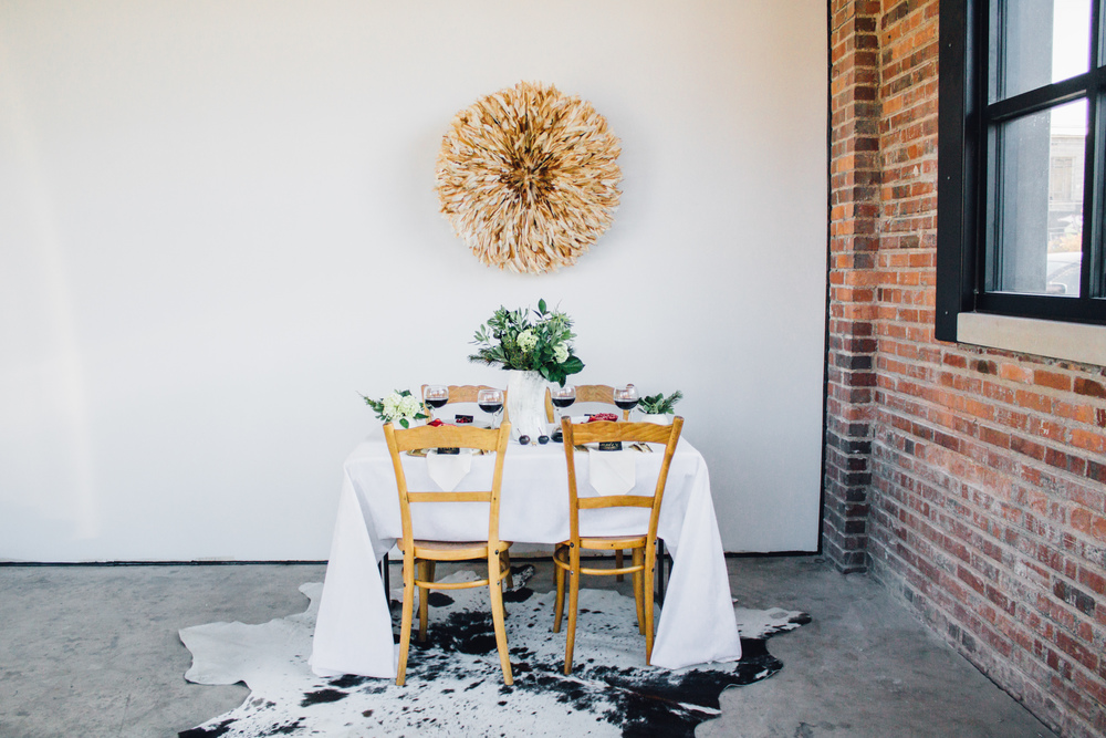 Denver Colorado Styled Shoot