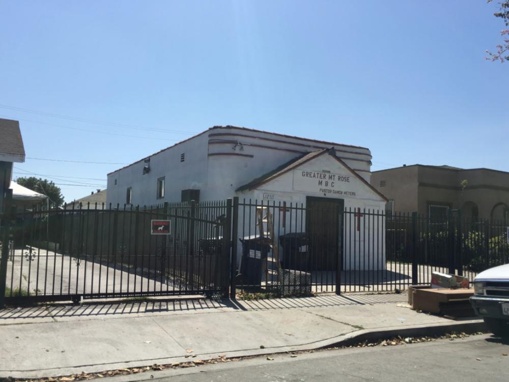 Funding: $195,000  Compton, CA