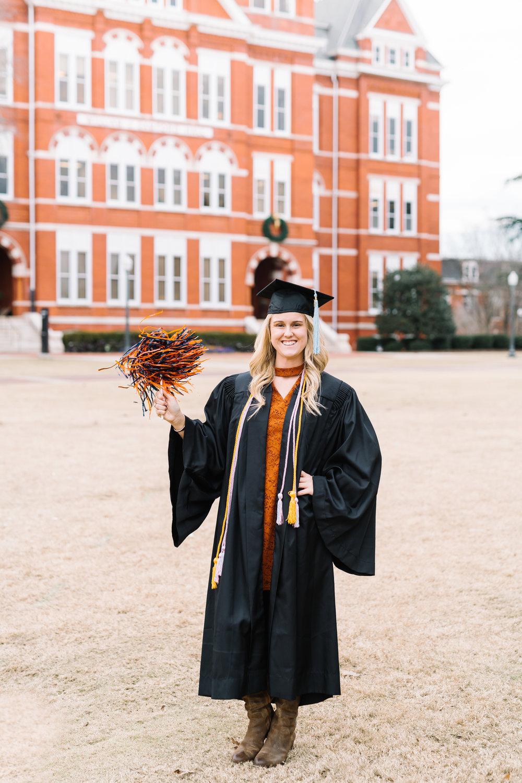 Auburn Graduation.