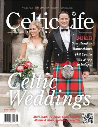 Phoenix Memories is published in Celtic Life International Magazine