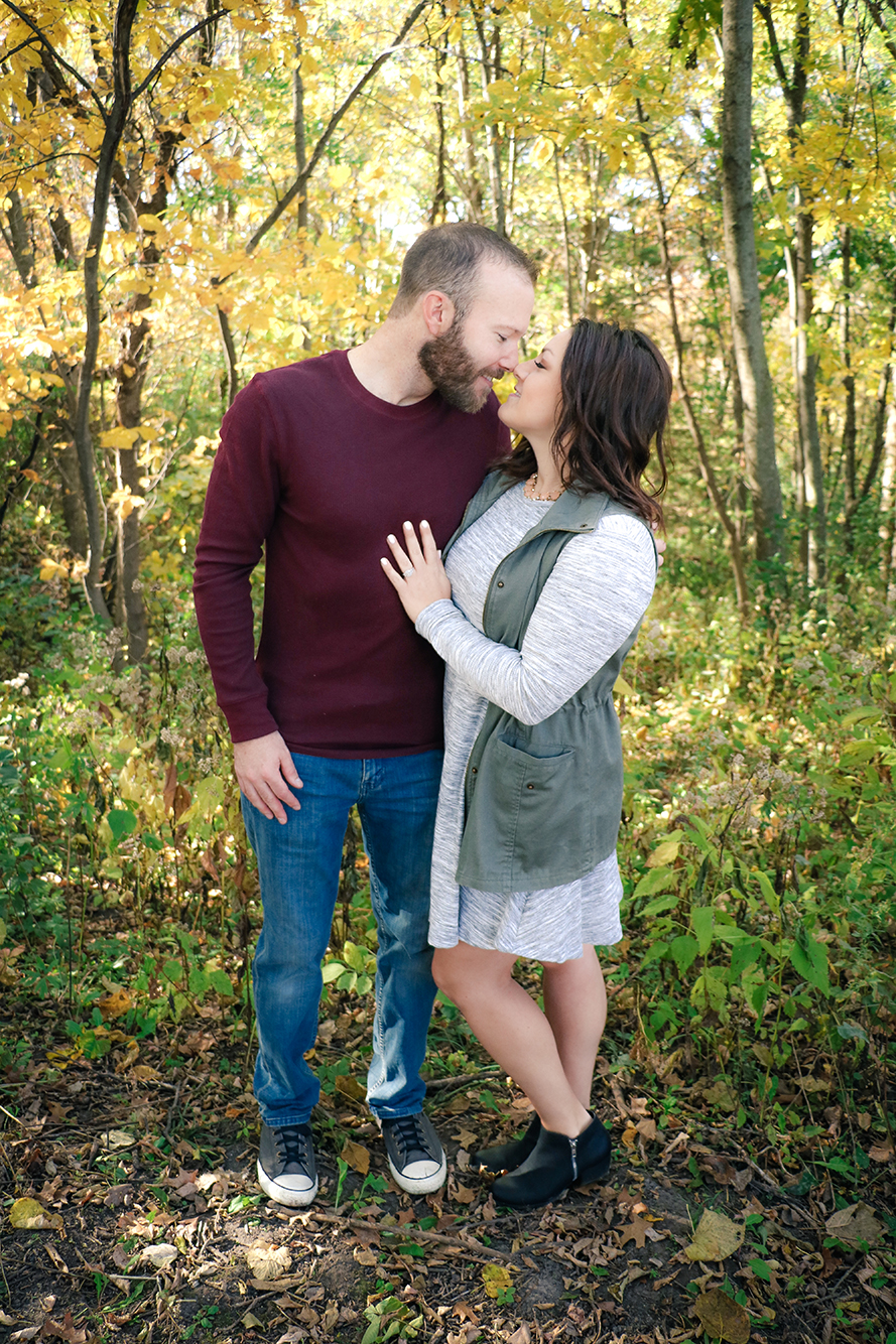 Minnesota Engagement Photography