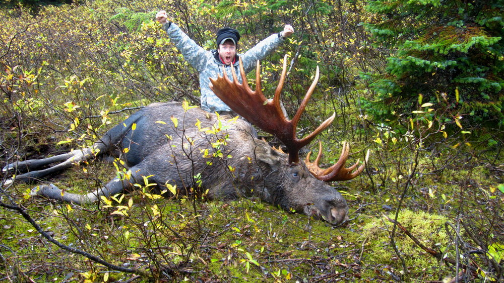 Happy moose kill.JPG