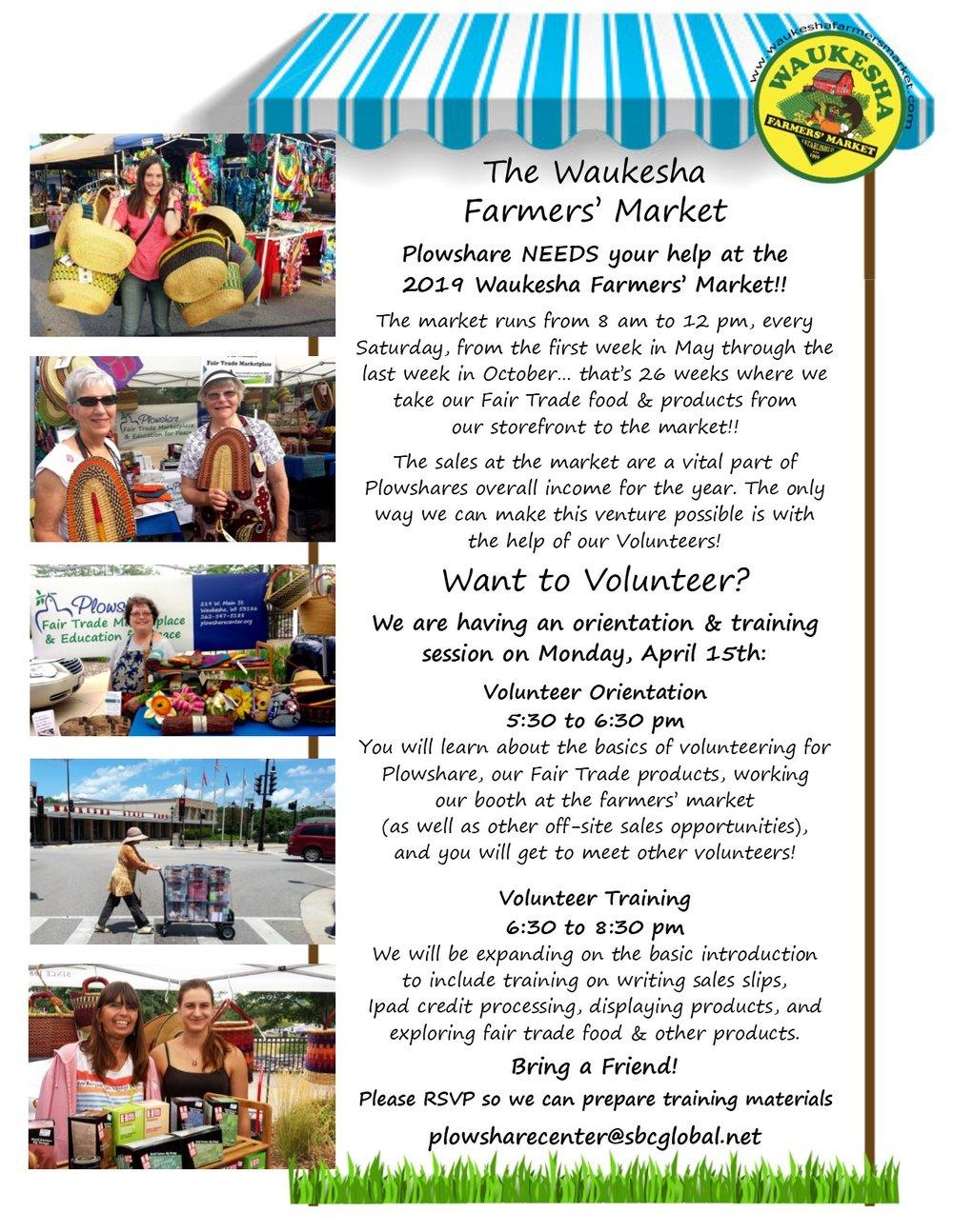 Farmers Market volunteer  - 2019.jpg