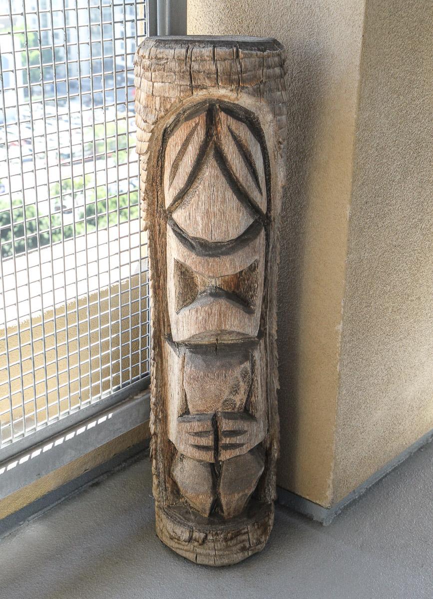 The god of Phil's Balcony