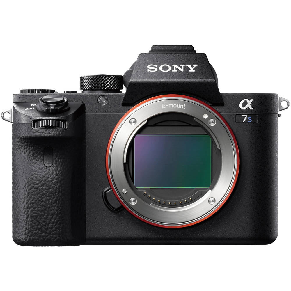 My weapon of choice: A borrowed Sony A7S II Full Frame mirrorless camera