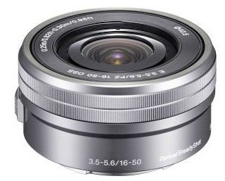 The lens I used most: Sony SELP1650 16-50mm Zoom