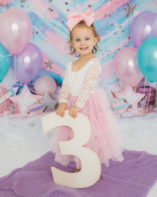 3 years ago today this girl made all my dreams come true by making me a Mommy!!! Happy 3rd Birthday, Lucy Goose! I love you more! 💜💖💙 #lucyeileen #3rdbirthday