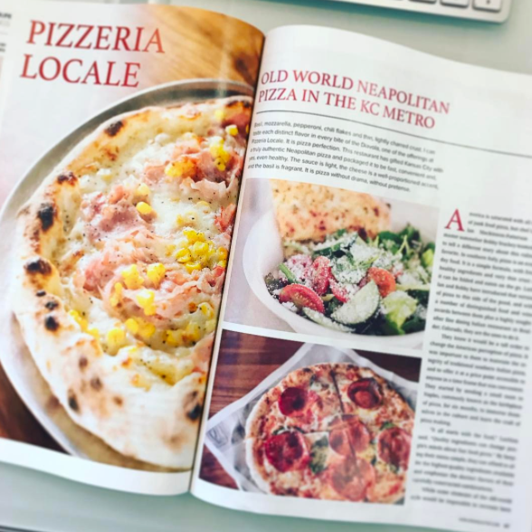 restaurant public relations, pizza, food, long lead media, magazine article, PR, media relations, Kansas City food, Restaurant PR