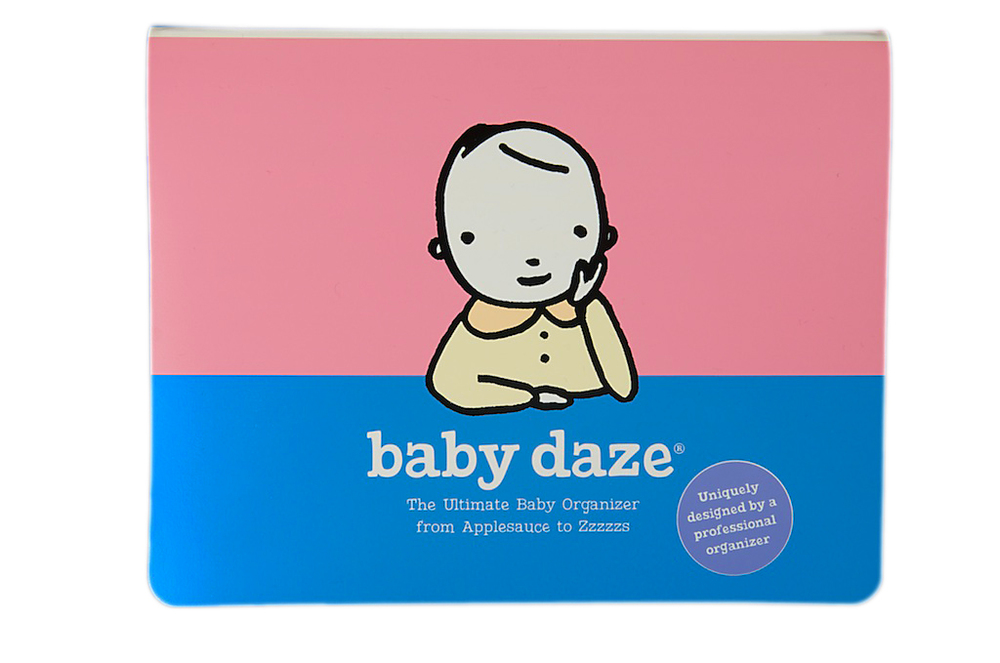 The award-winning baby daze logbook for new and expectant parents.