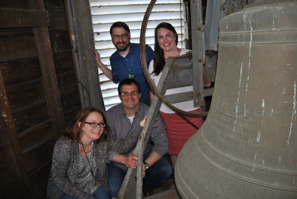 A Bell Tower Tour during SOULWorks Weekend #4
