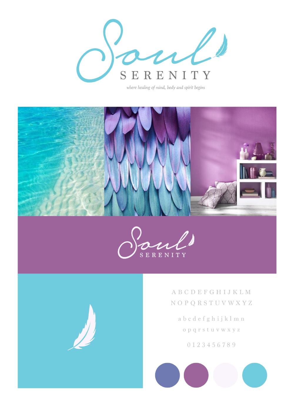 Soul Serenity Branding