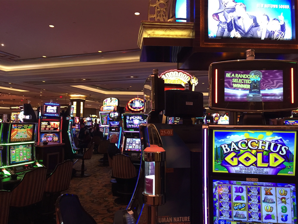 Slot Machines, Las Vegas