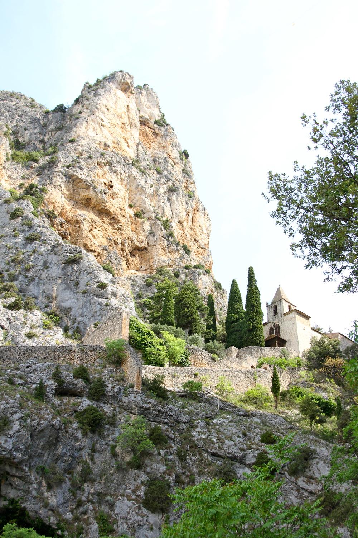 Notre-Dame de Beauvoir chapel, Moustiers-Sainte-Marie.