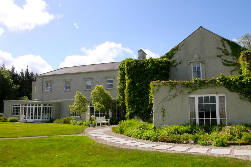 Gregan's Castle Hotel, Ballyvaughan, Co. Clare, Ireland.
