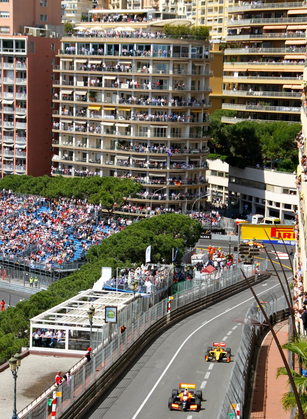 The F2 race.