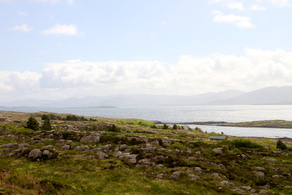 The Ring of Kerry, Co. Kerry, Ireland.