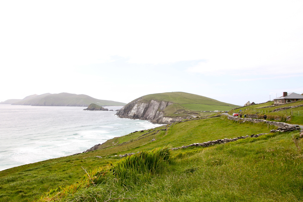 Dingle Peninsula, Co. Kerry, Ireland.