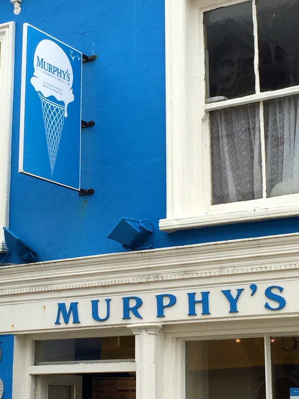 Murphy's Ice Cream, Dingle, Co. Kerry, Ireland.