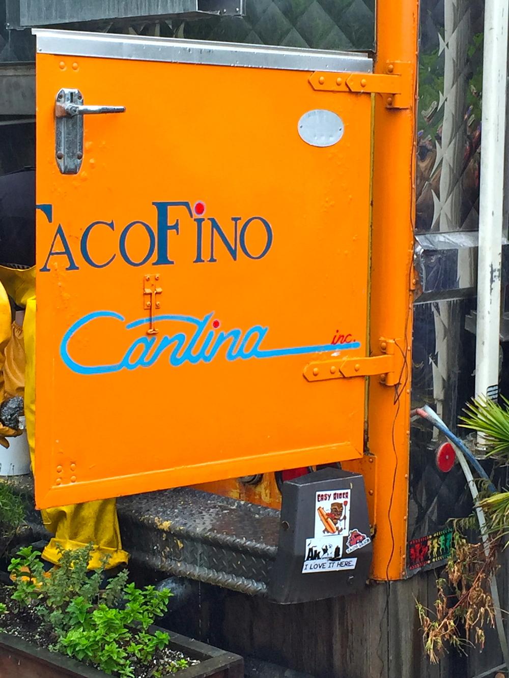TacoFino Cantina, Food Truck, Tofino, BC, Canada