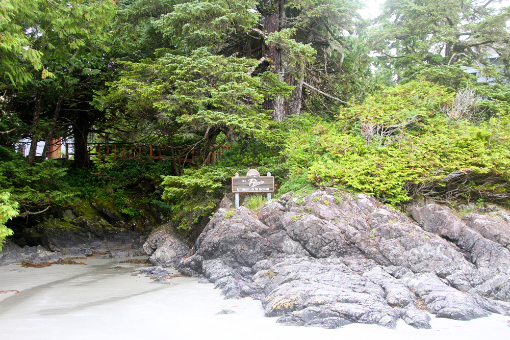 The Wickaninnish Inn, Tofino, BC, Canada.