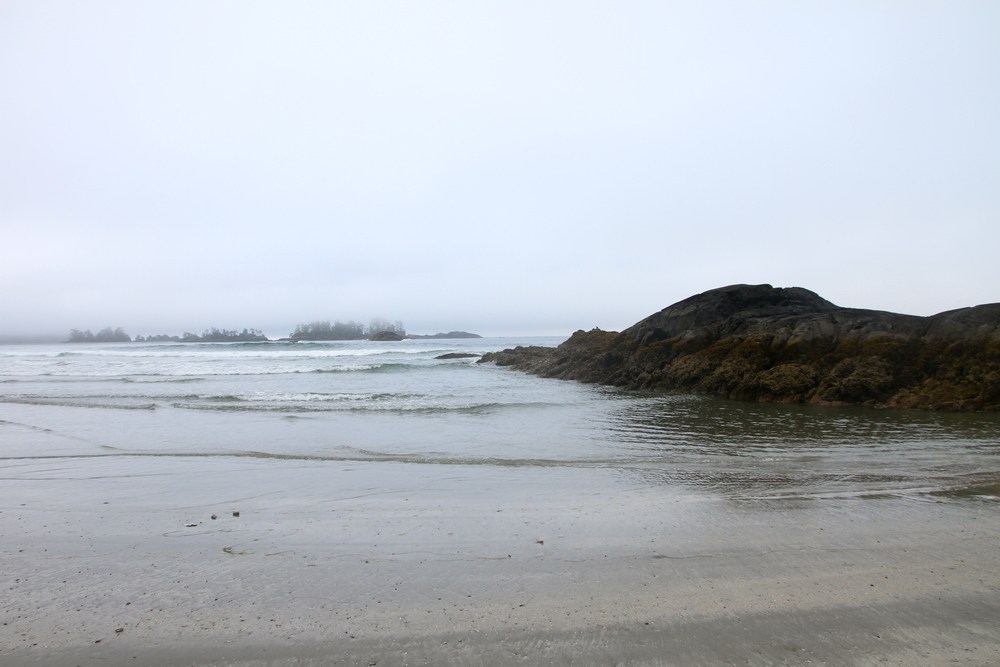 Chesterman Beach, Tofino, BC, Canada.